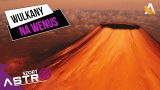 Wulkany na Wenus - AstroSzort