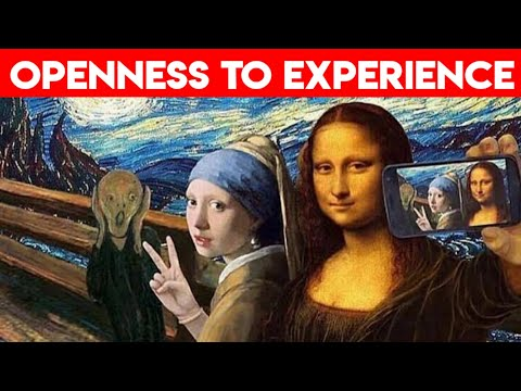 Personality trait: Openness to Experience (Intellect, Creativity & Madness)