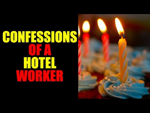 CONFESSIONS OF A HOTEL WORKER