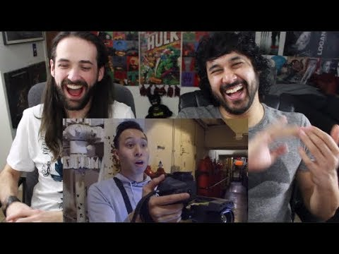 The HAUNTED Decks of the QUEEN MARY (BuzzFeed Unsolved) - REACTION!!!