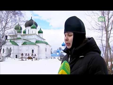 В самом сердце России в городе Переславль-Залесский находится Феодоровский монастырь.
