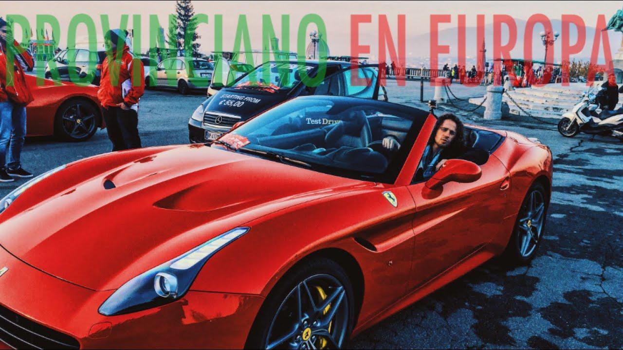 Un paseo en Ferrari | ITALIA