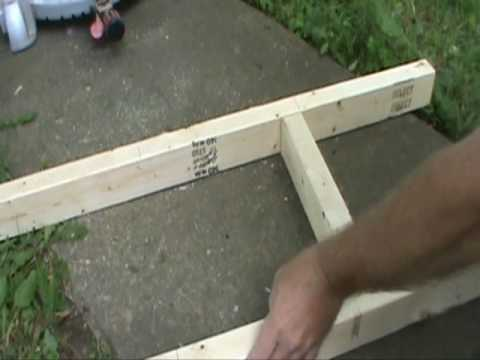 Hive Stand Designs : Build a double hive stand for youtube