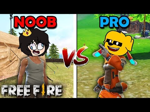 NOOB VS PRO -  ¡MIKE Y TROLLINO EN SU PRIMERA CLASIFICATORIA 🏆😱 MIKECRACK FREE FIRE 3