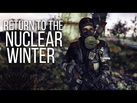 Return to a Nuclear Winter - Fallout 4 Survival Mode Playthrough Part 2