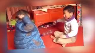 Самые смешные китайские дети