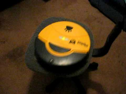 Roomba Dirt Dog In a Chair