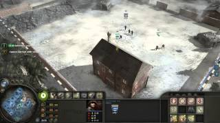 Company of Heroes 1 - Infantry Operation - Special Maps Mod