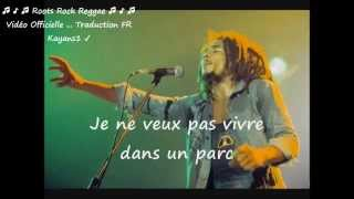 "Bob Marley ""revolution"" traduction FR"