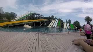 Drop-in à Argelès-Sur-Mer. (Water Jump – Drop-in Water Jump Parc). #dropin
