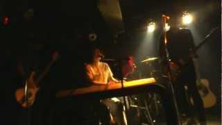 2012.06.07 たかぎし ゆかカルテット LIVE (1) @ 扇町para-dice