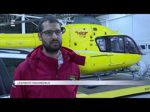 Bevetésen a légimentők - Razzia (2018-04-10)  - ECHO TV