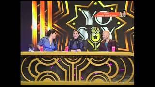 Ricardo Morán elogia a imitador de Javier Solís