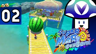 [Vinesauce] Vinny - Super Mario Sunshine (part 2) + Art!