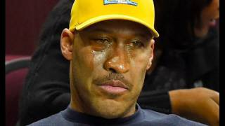 Lonzo Ball And UCLA Fall And It's Lavar Ball Fault