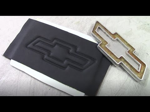 Embossing & Debossing - Part 3