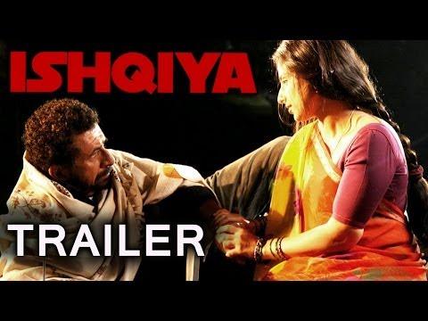 Ishqiya Trailer - Vidya Balan | Arshad...
