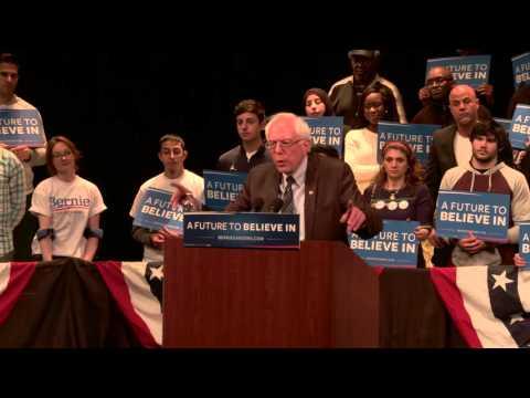 Michigan, Tomorrow is Your Day   Bernie Sanders