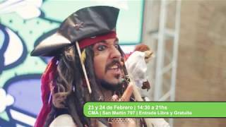 Spot Cosplay - Avellaneda Comics // Caligo Films