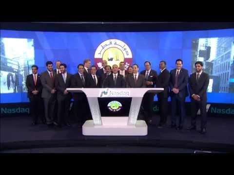 NCUSAR Joins Qatar Delegation to Ring January 29, 2015 NASDAQ Stock Market Opening Bell