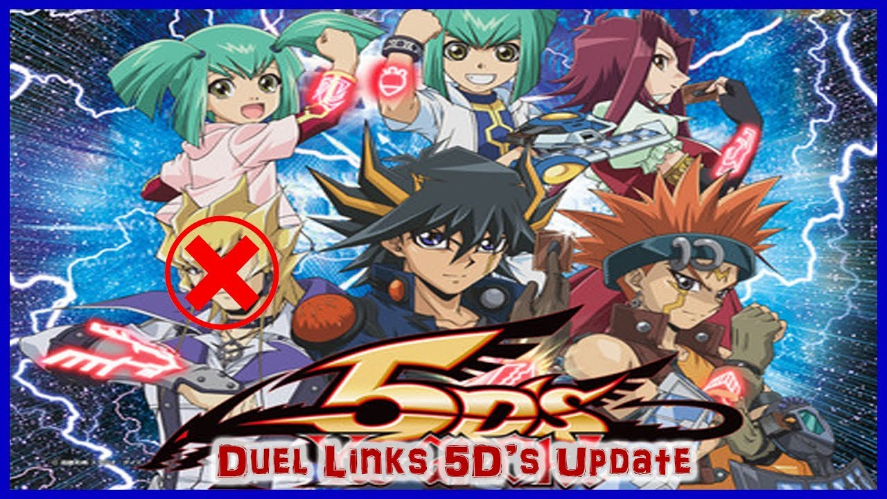 How to unlock Yusei, Crow, Akiza, Leo and Luna! Yu-Gi-Oh 5D's Update! - Yu-Gi-Oh! Duel Links