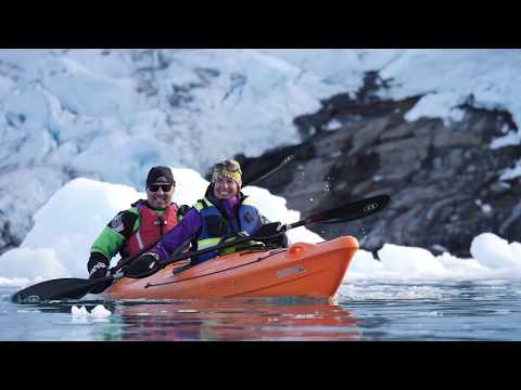 Sea Kayaking in Greenland and Iceland with Southern Sea Ventures