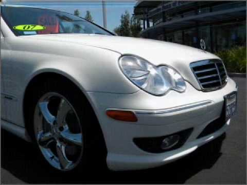 2007 Mercedes Benz C Class   Foothill Ranch CA