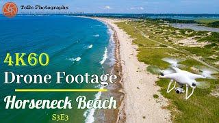 4K60 Drone Footage | Horseneck Beach, MA