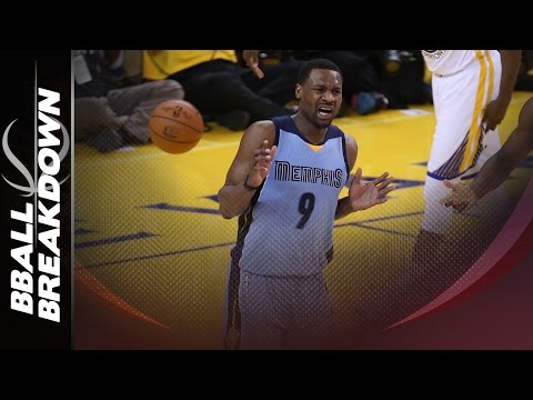 How The Tony Allen Adjustment Lifted Warriors Over Grizzlies In Game 4