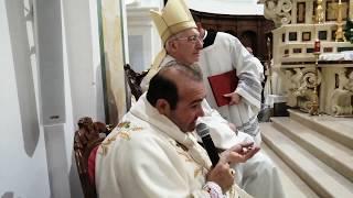 Rito di immissione canonica di Don Franco Di Liddo a San Domenico