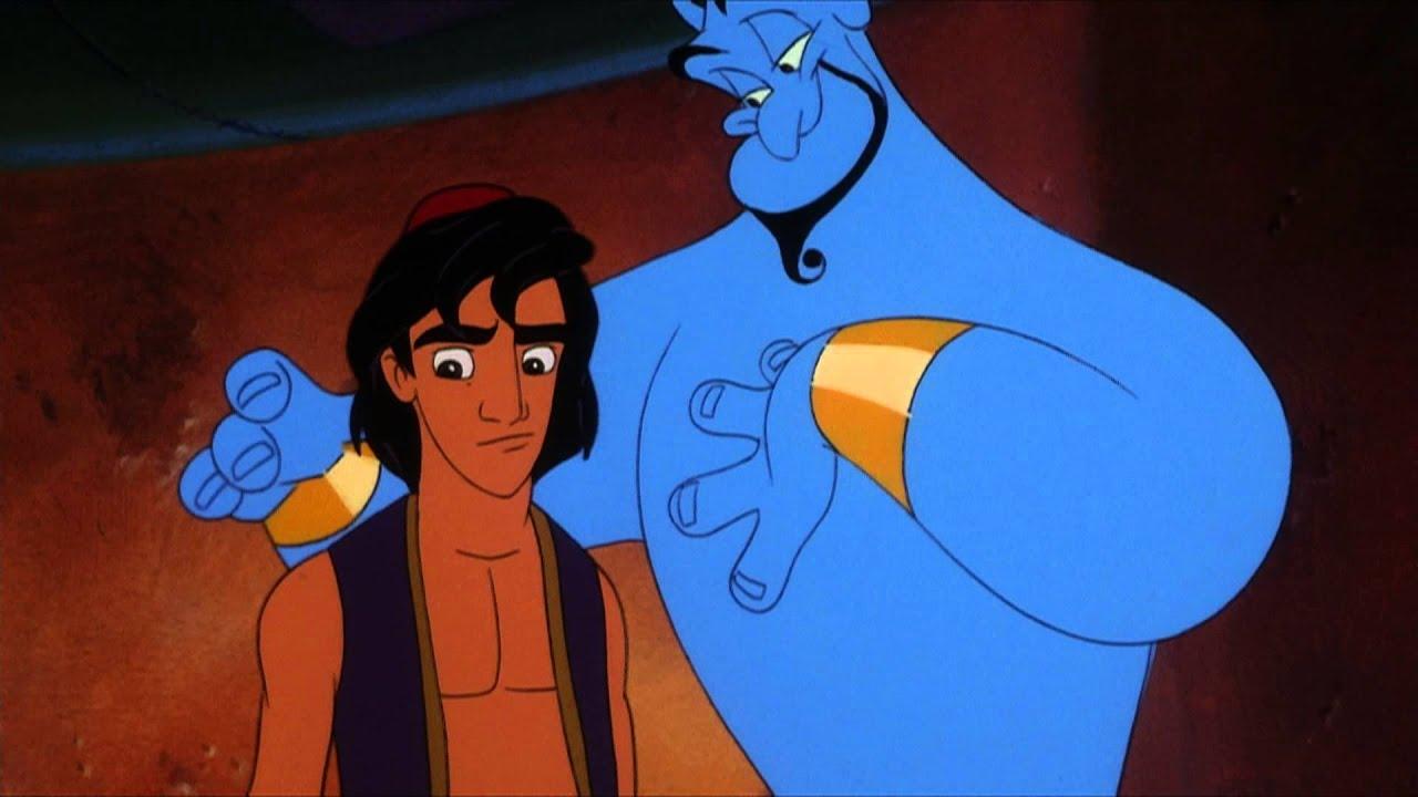 Aladdin e il re dei ladri (TBD) - Trailer