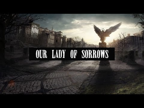 OUR LADY OF SORROWS - MY CHEMICAL ROMANCE (Lyric Video)
