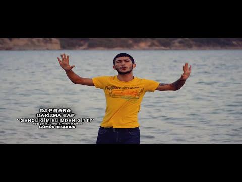 Dj Pirana - Qarizma Rap - GEÇLİĞİM ELİMDEN GİTTİ - [Official Video] - PART 2 - #CiNaYet