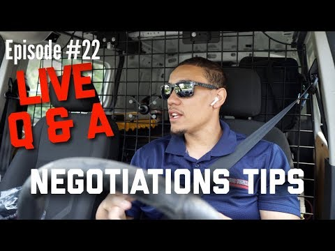 Q&A - Episode #22 | Negotiating with customers and insurance companies| PDR Talk