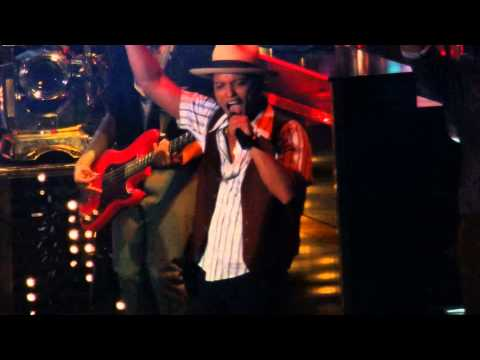 """""""Bruno Mars Moonshine Jungle Tour in Singapore"""" 26March2014"""