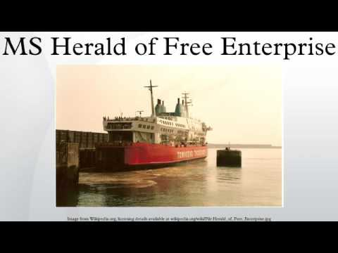 MS Herald of Free Enterprise