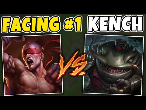 When You Have to Jungle Against the Rank 1 Tahm Kench Jungle NA (INTENSE GAME) - League of Legends