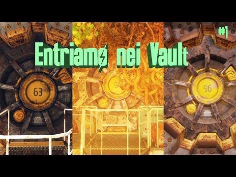 Entriamo nei Vault di Fallout 76 - Quello Che ho Trovato è Terrificante #1 thumbnail