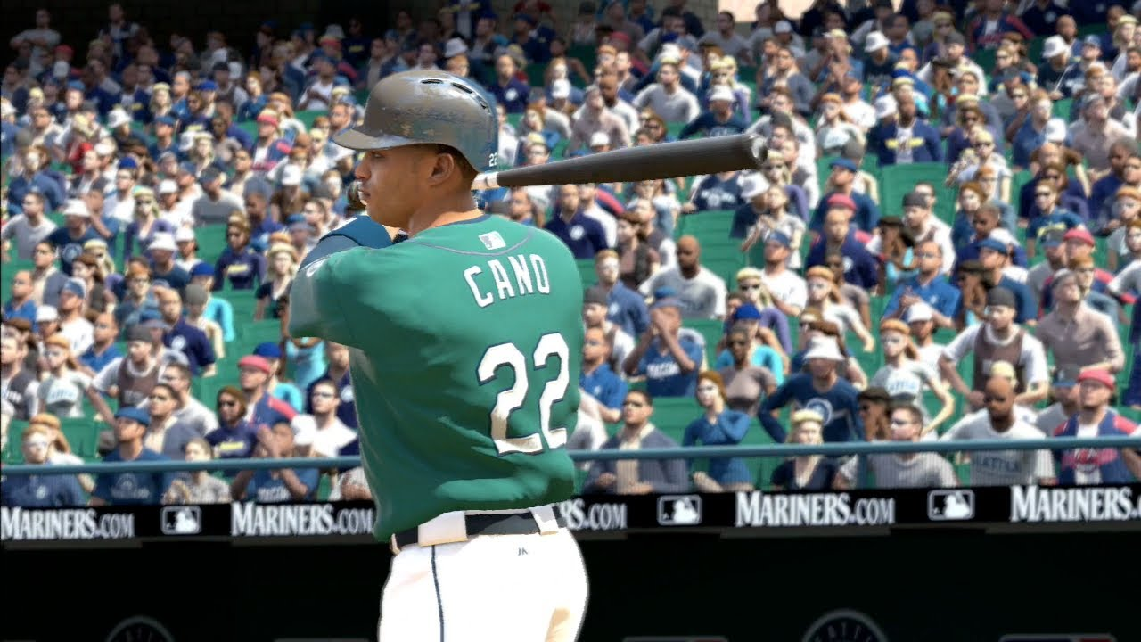 Mlb 14 The Show Ps3 Indians Vs Mariners Gameplay With Quick Count