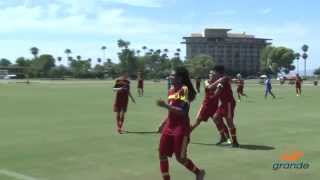 Real Salt Lake-Arizona Academy U-17/18 vs. Pateadores Highlights | September 12, 2015