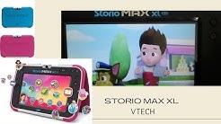 Tablette STORIO MAX XL VTech
