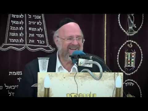 הרב רוזנבלום ואתחנן הרצאה ברמה גבוהה על פרשת ואתחנן 2 הרב ברוך רוזנבלום