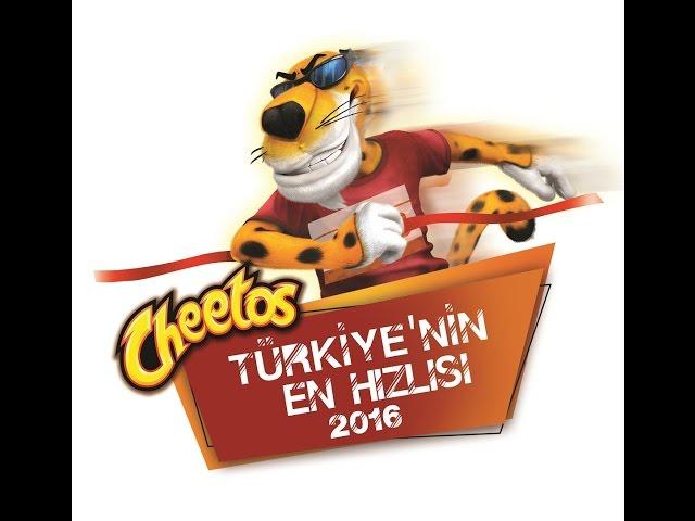 Cheetos Türkiye'nin En Hızlısı 2016