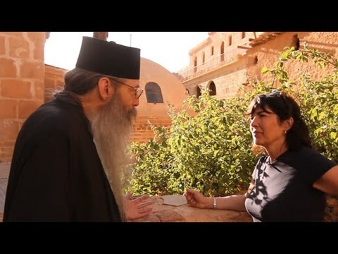 'Back to the Beginning' With Christiane Amanpour Part 1: Moses and the Burning Bush