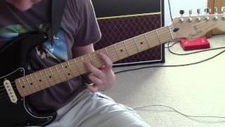 Cabal Stomp - Destiny (Guitar Cover)