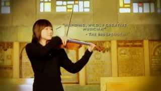 BBC Radio 2, BBC Asian network, BBC introducing,  violin Kiki Chen