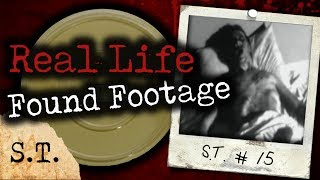 8mm Found Footage Of Possession | ST# 15