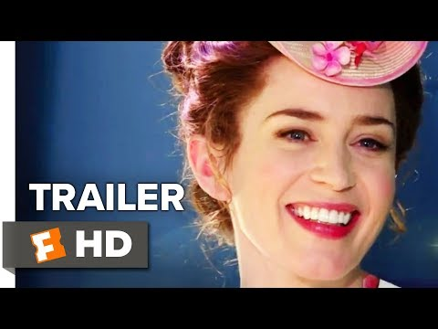 Mary Poppins Returns Trailer #1 (2018) | Movieclips Trailers