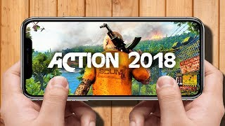 Top 10 Action Games For Android 2018 XP4U