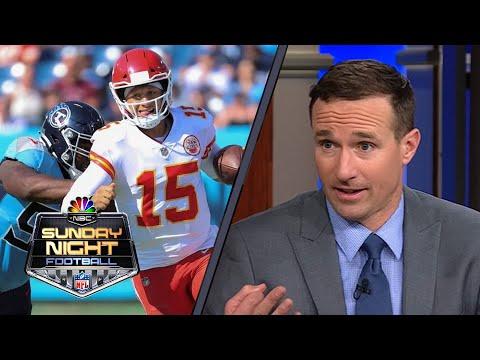 NFL Week 7 recap: Titans crush Chiefs, Bengals best Ravens, Stafford beats Lions   SNF   NBC Sports